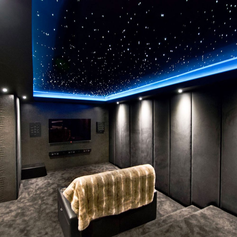 Cambridge Home Cinema Installation