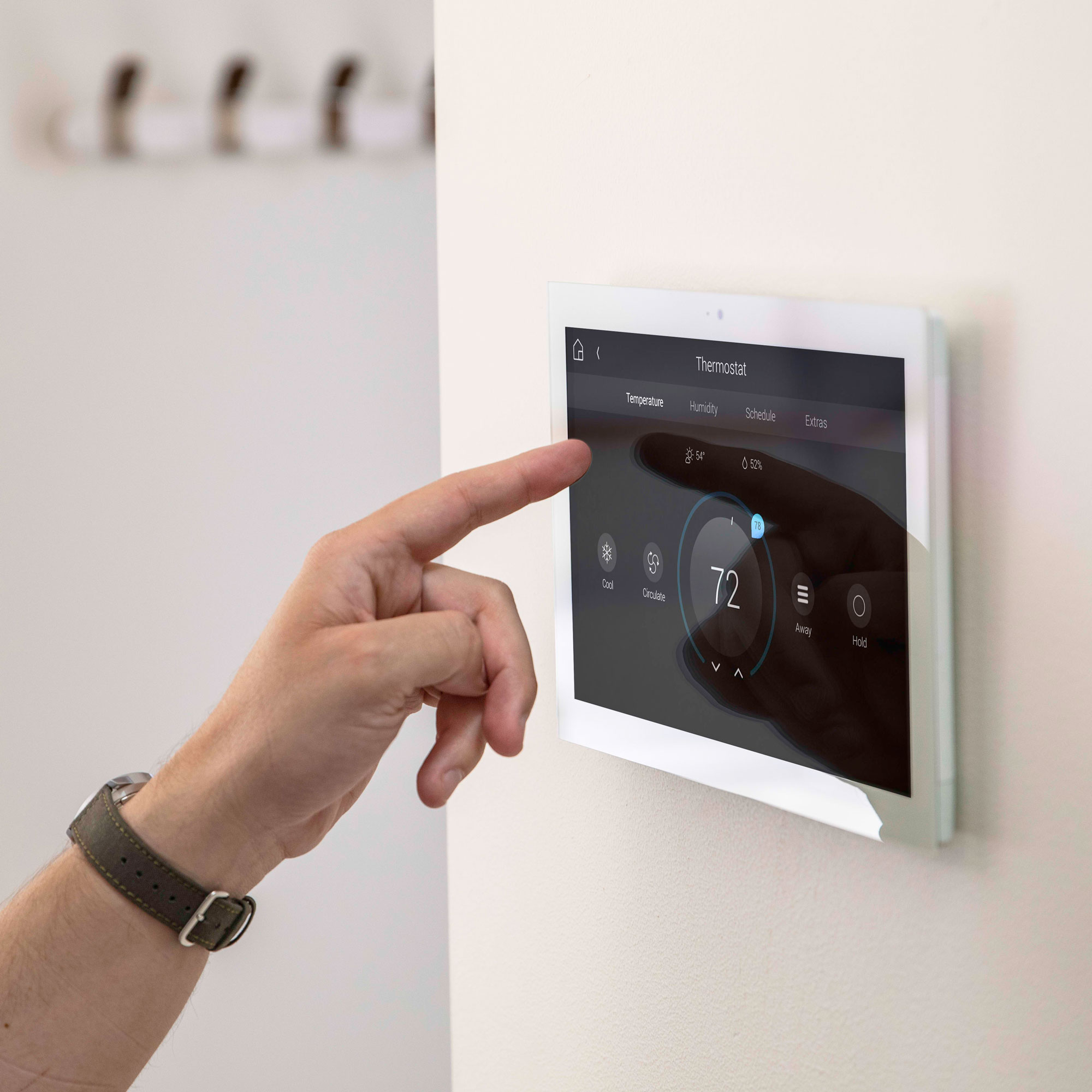 Home Automation Heating Control