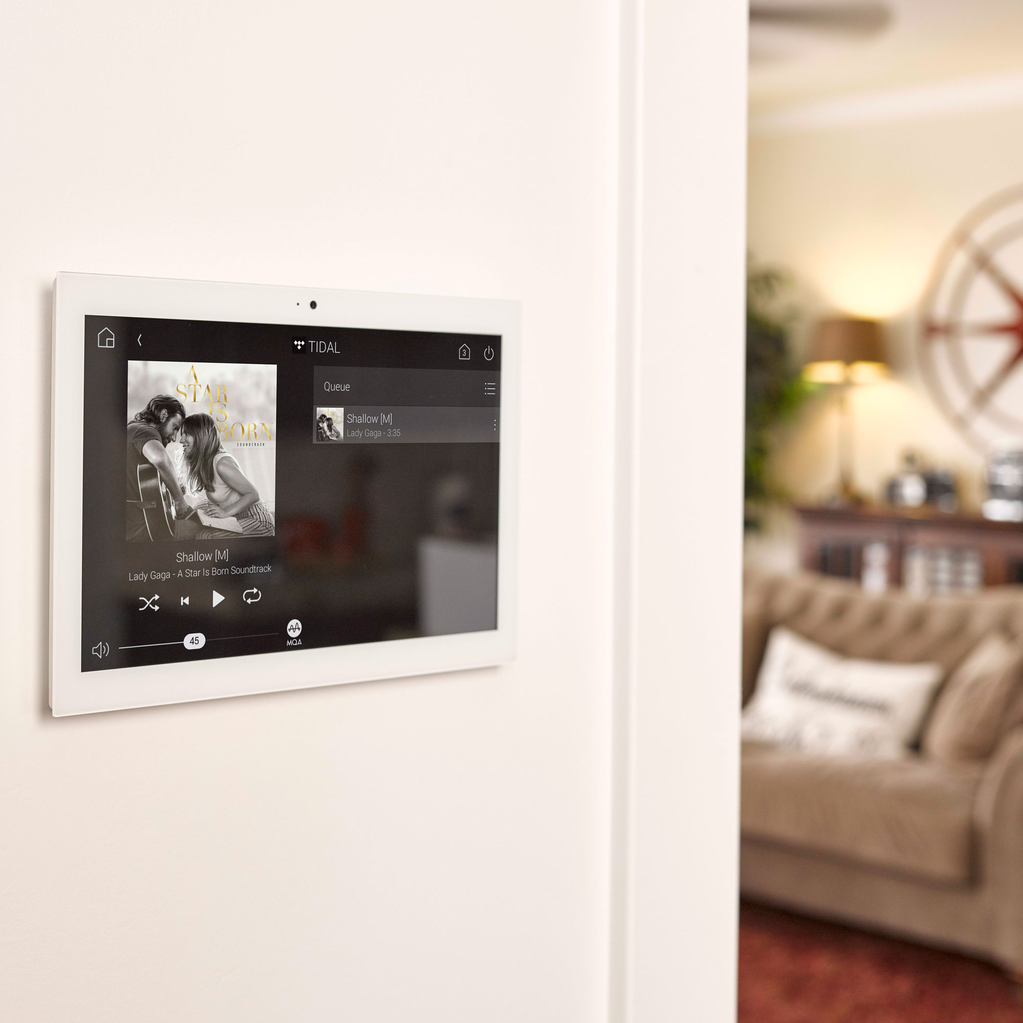 Multi-Room Audio Home Automation