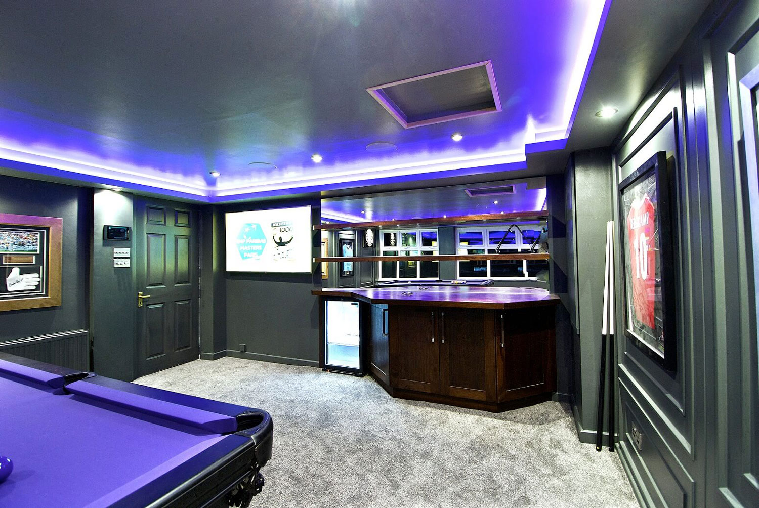 Nottingham Games Room Garage Conversion Cre8tive Rooms