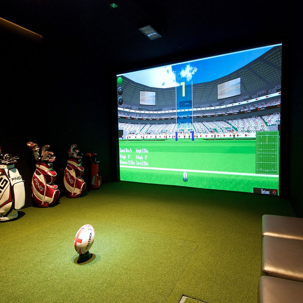 Rugby Simulators
