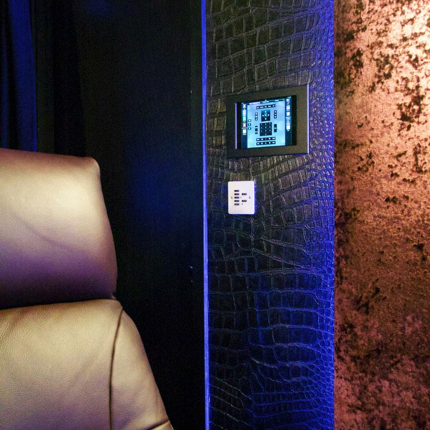 Home Cinema Automation