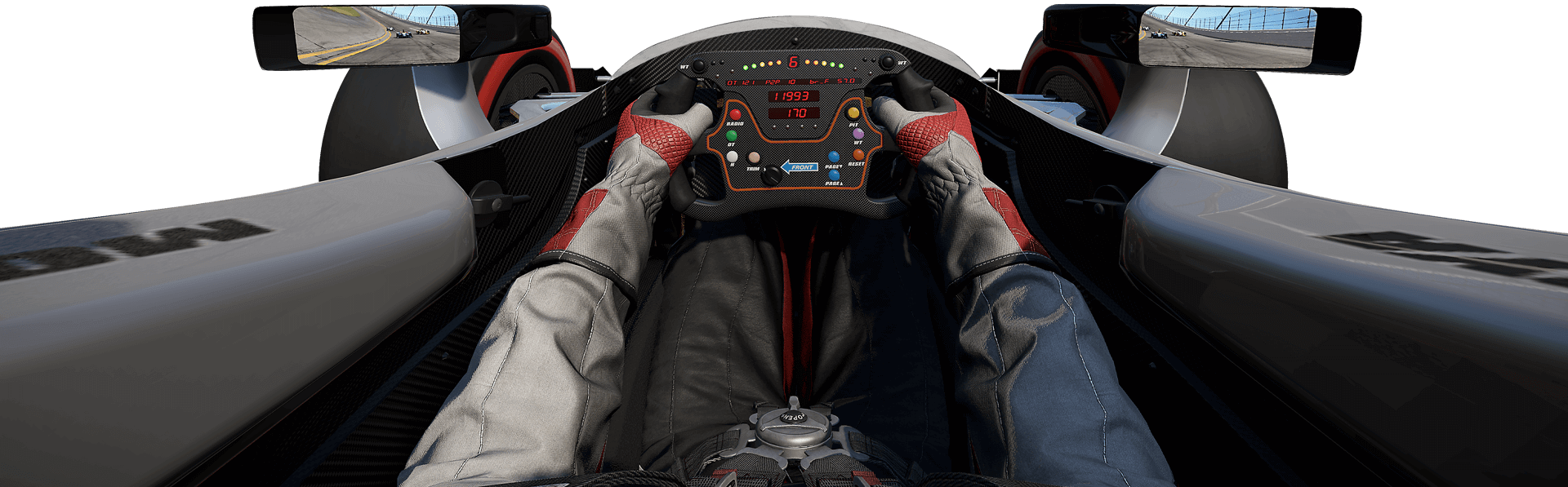Project Cars 2 Racing Simulator